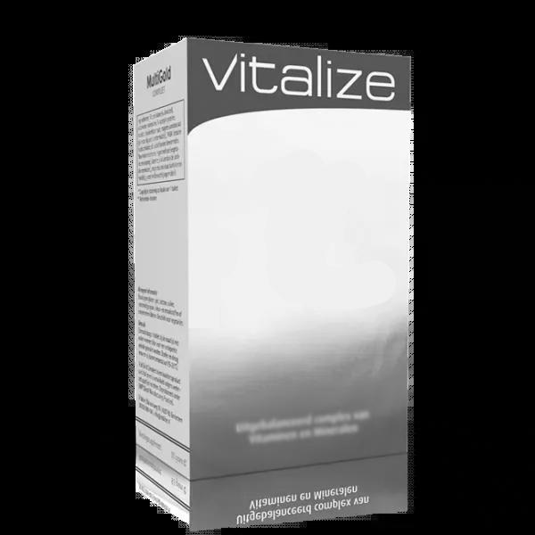Multivitamin Komplett A bis Z 120 Tabletten